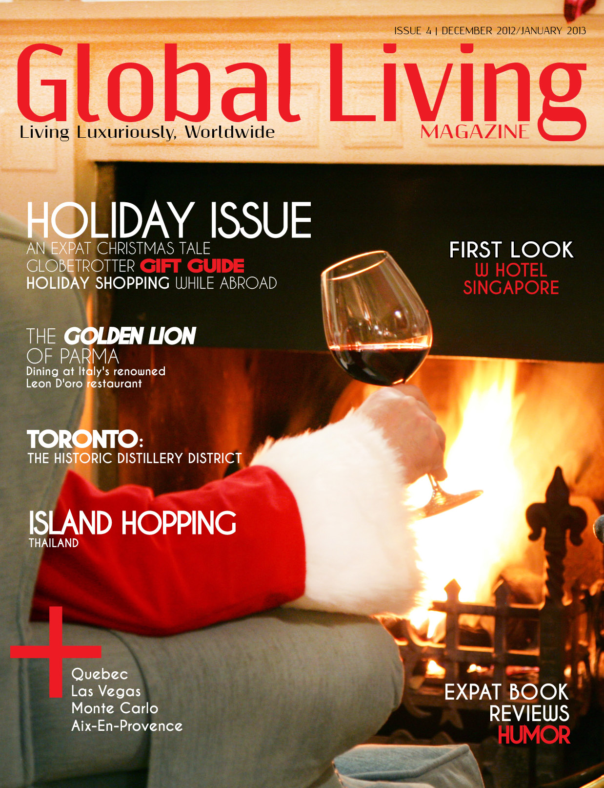 Issue 4 GLM