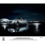 Rolls-Royce Presents Phantom Coupé Aviator Collection