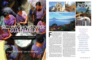 GUATEMALA: Secluded Showstopper