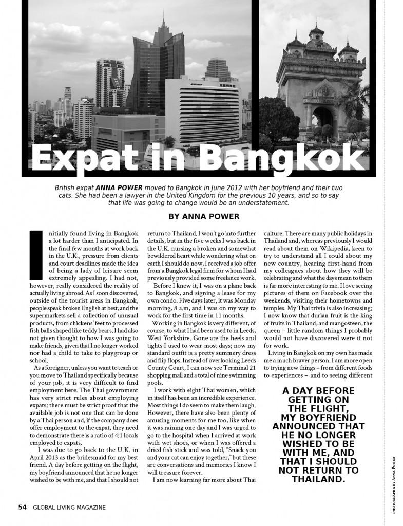 Expat Bangkok