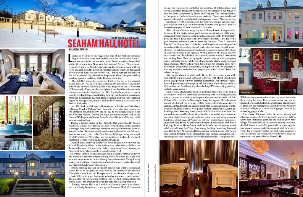 SeahamHallHotel