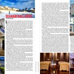 Hotel Review: Seaham Hall Hotel, England