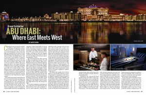 Abu Dhabi: Where East Meets West