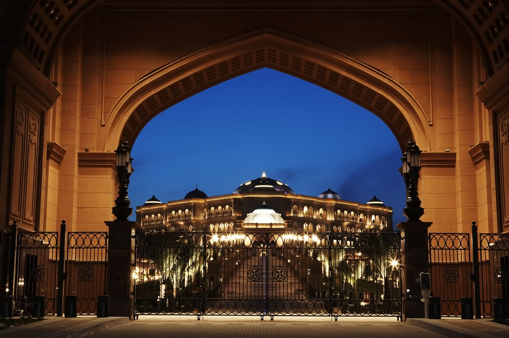 Image Courtesy of Emirates Palace.