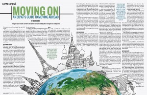 Moving On – An expat's guide to moving abroad