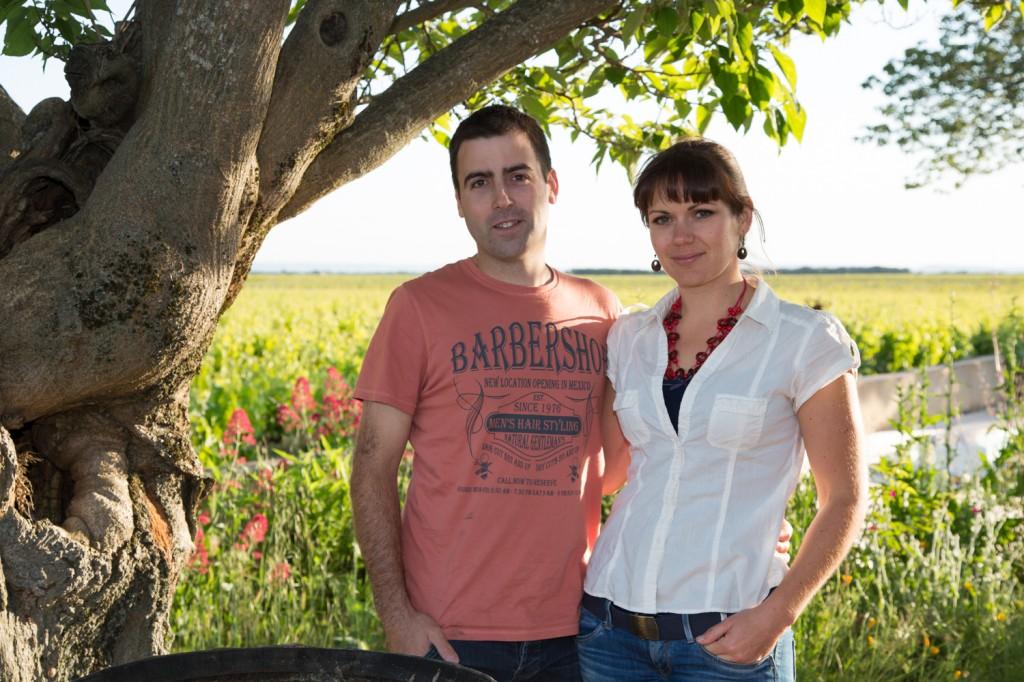 couple2 Domaine Rouge-Bleu