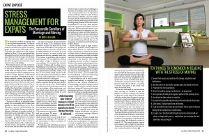 Stress Management for Expats