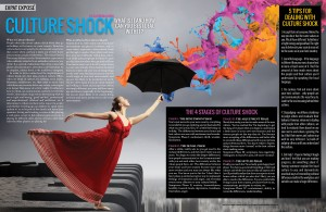 Culture Shock: What is it and how can you best deal with it?