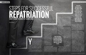 Steps for Successful Repatriation
