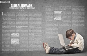 Global Nomads: Finding Home in the Age of Technology