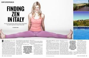 Finding Zen in Italy