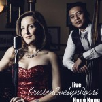 Kristen Evelyn Rossi releases LIVE in Hong Kong