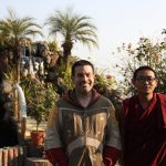 24 Hours with a Tibetan Buddhist Monk in Kathmandu